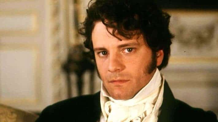 Mr. Darcy hot pants