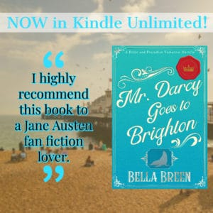 mr darcy goes to brighton is now in kindle unlimited
